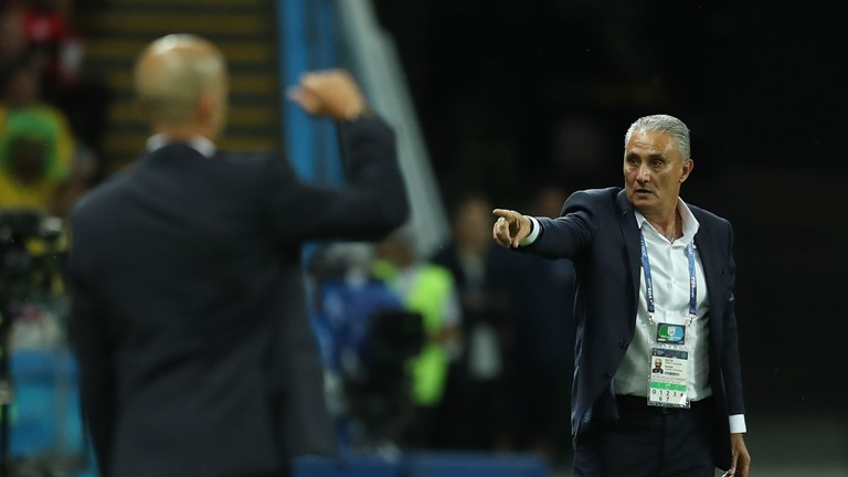 Brazil Coach,Tite: We Lost Great Match To More Effective Attacking Team