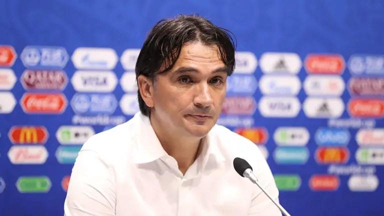 Croatia Coach Dalic Admits Lucky Win Vs Russia, Eager To Unleash Powerful Team In Semi-Final Vs England