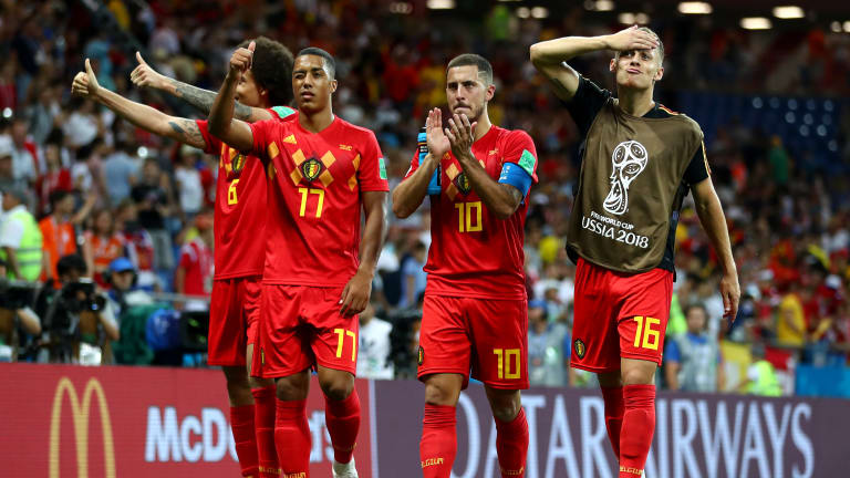 Russia 2018: Oliseh Tips Belgium To Beat England In 3rd Place Match