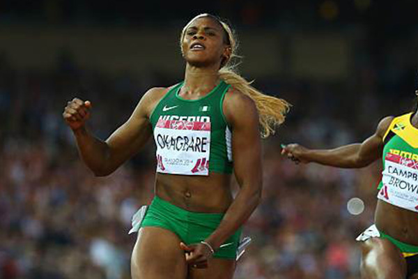 Okagbare Seeks Redemption In Lausanne, Runs From Lane 1 Tonight
