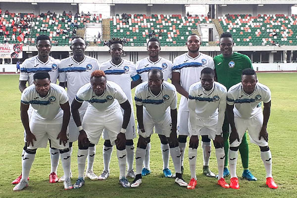 CAFCC: Enyimba Edge Williamsville, Go Atop Group C
