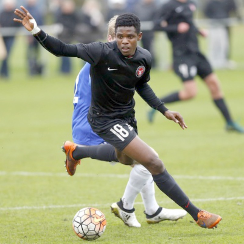 Onyeka On Target as Midtjylland Secure first Win Of The Season