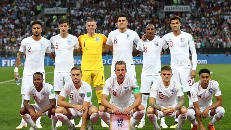 The Extraordinary Reinvention Of England's Football