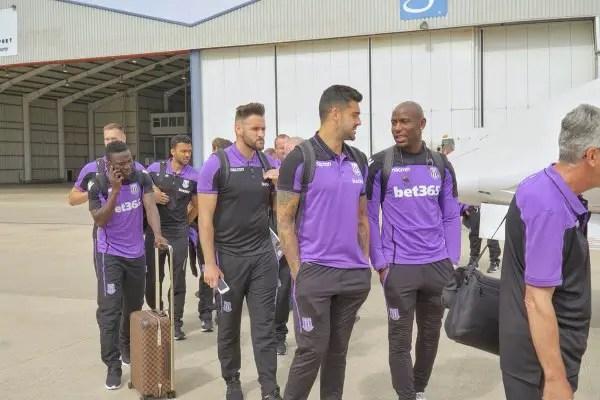 Etebo Makes Stoke City 24-man Squad For Germany Training Camp