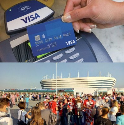Visa Counts Gains Of 2018 World Cup, Records Increased Patronage Of Payment Technology