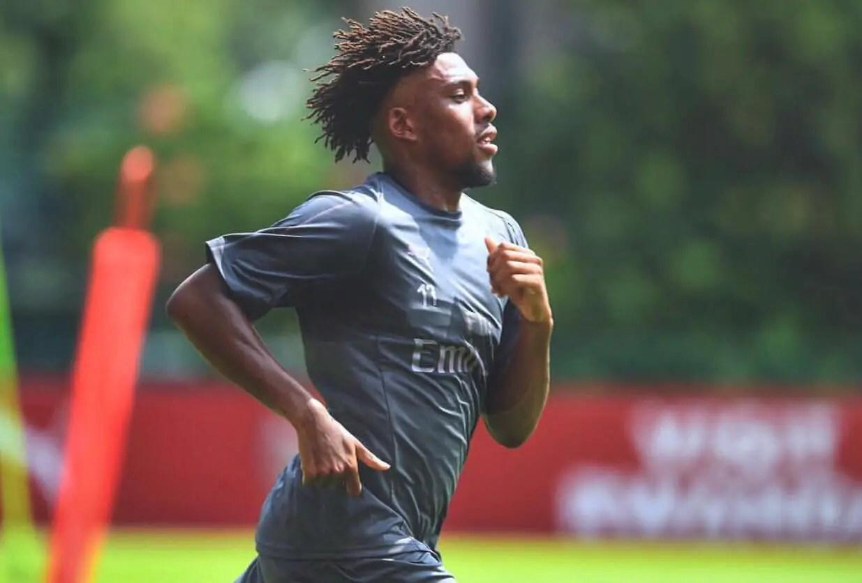 ICC2018: Iwobi Stars In Arsenal 5-1 Win over PSG