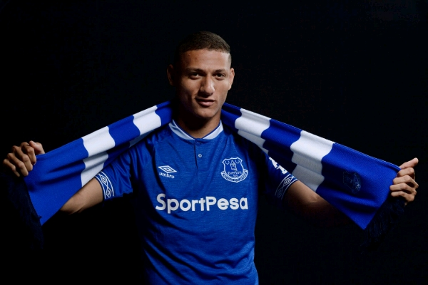 Richarlison: I Want To Win Trophies With Everton, Marco Silva