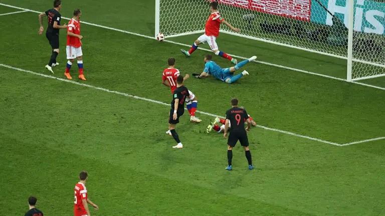 Croatia Dump Out Hosts Russia Via Penalties, Set Up Semi-Final Clash Vs England
