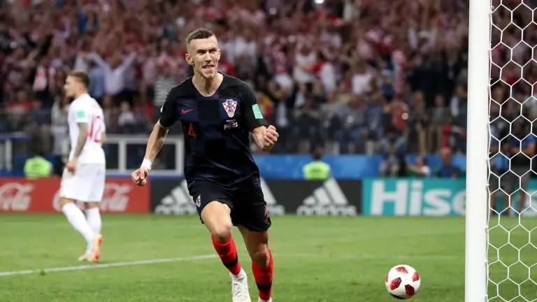 Perisic Bags MOTM Award In Croatia's W/Cup Semi-Final Win Vs England