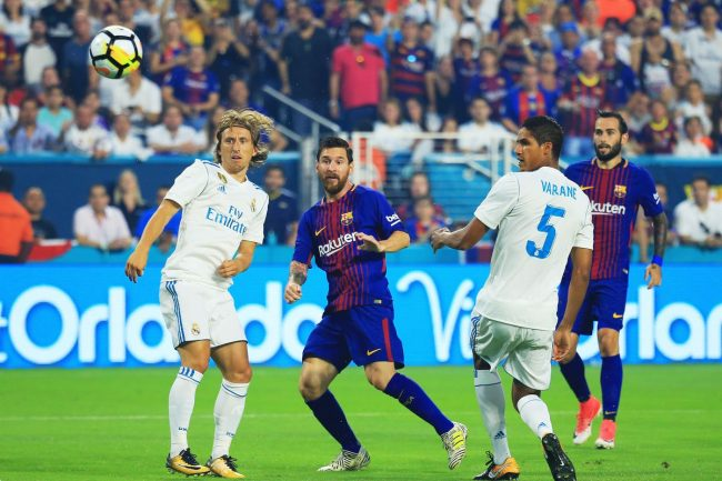 La Liga Preview: Barcelona Look To Make It Two In A Row In Face Of Madrid Challenge