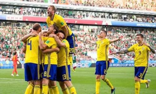 Russia 2018: False Hotel Alarm Unsettles Sweden Players Ahead Q-Finals Clash Vs England