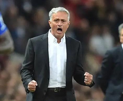 Mourinho: I won't Celebrate If United Beat Chelsea At Stamford Bridge
