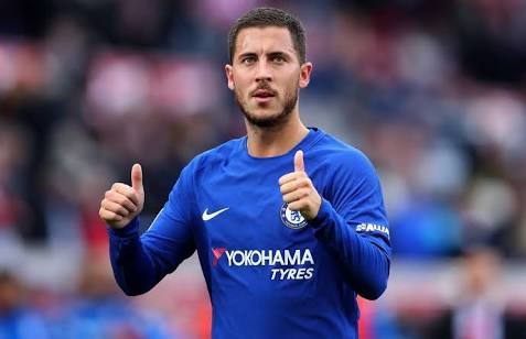 Eden Hazard's Father Unsure Of Son's Chances Of Joining Madrid Later