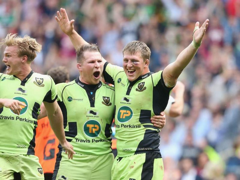 Hartley And Waller Named Saints Skippers