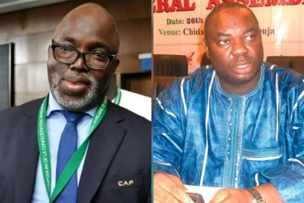 Jos Federal High Court Adjourns NFF Case To Sept 25, Pinnick Stays On  DSS' Backing