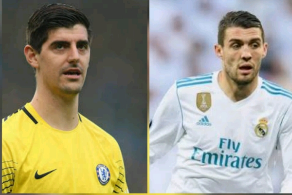 Chelsea Confirm Courtois Transfer To Real Madrid, Kovacic Arrives For Season-Long Loan Stint