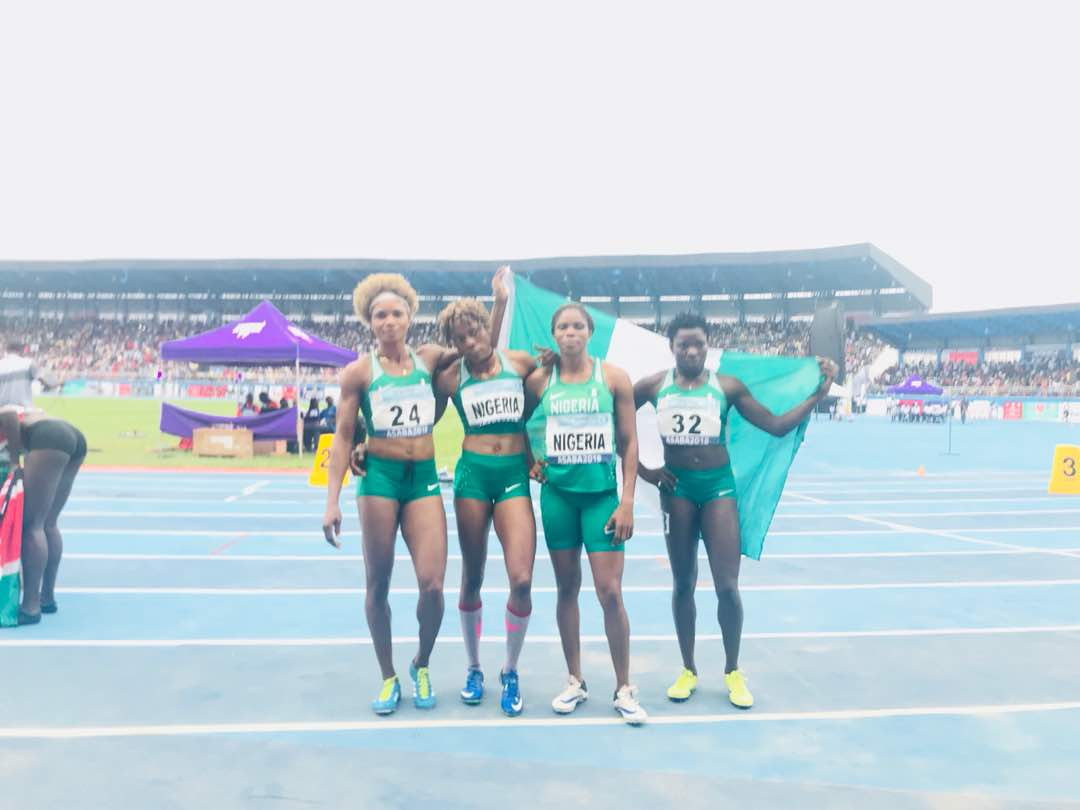 Odegbami: Asaba 2018 – a Great Sports Spectacle In The End!