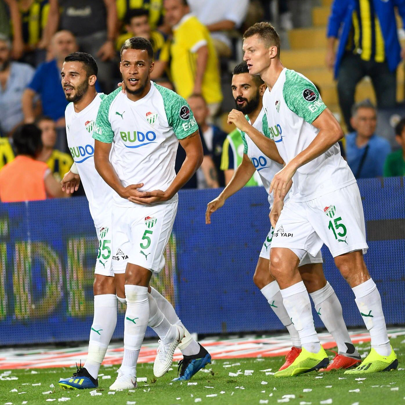 Udinese Reach Agreement With Bursaspor To Sign Troost-Ekong