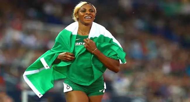 CAA Lists Okagbare 11 Other Nigerian Athletes For IAAF Continental Cup