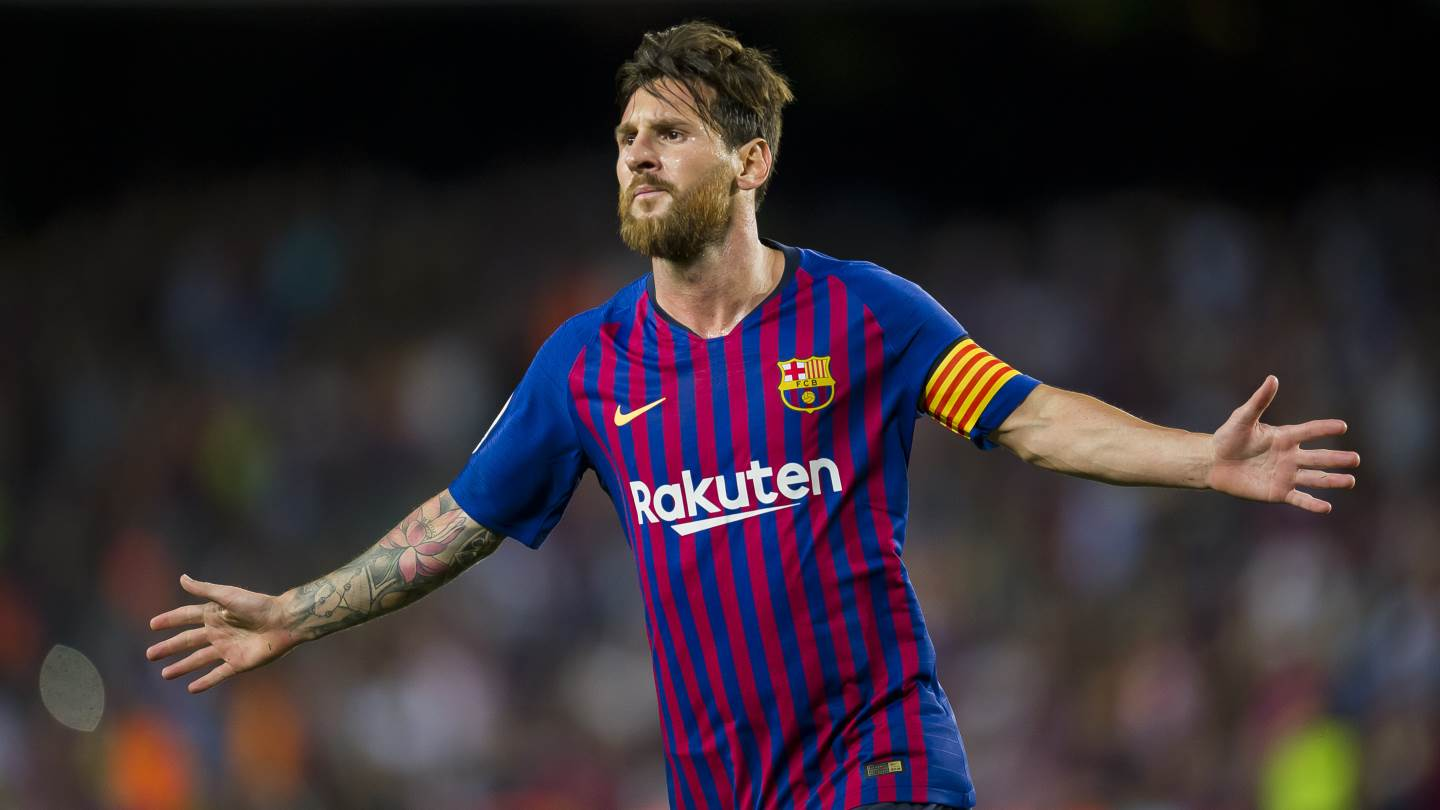 Red-Hot Messi Bags Brace, 6000th Barca Goal As Alaves Crash In Camp Nou