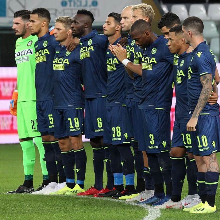 Troost-Ekong: Happy To Make My Debut For Udinese Vs Parma
