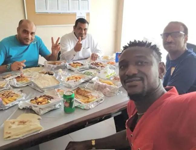 Onobi Happy With Opportunity To Revive Career At Saudi Club Al Najoom