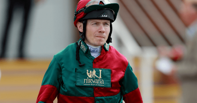 McDonald Excited For Laurens Ride