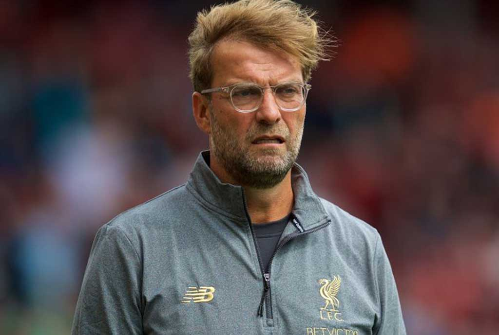 Klopp Welcomes 'Difficult' Draw