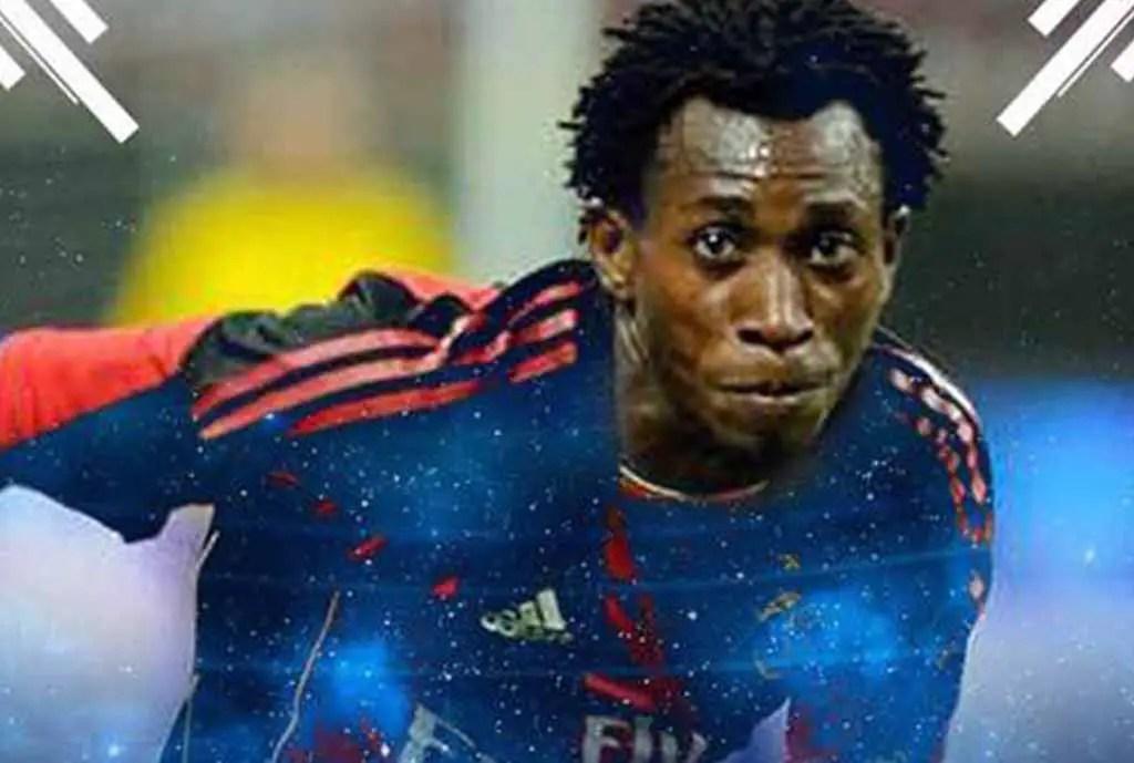 Oduamadi Signs 1-Year Deal With KF Tirana
