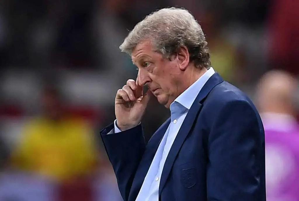 Hodgson Issues Goals Plea
