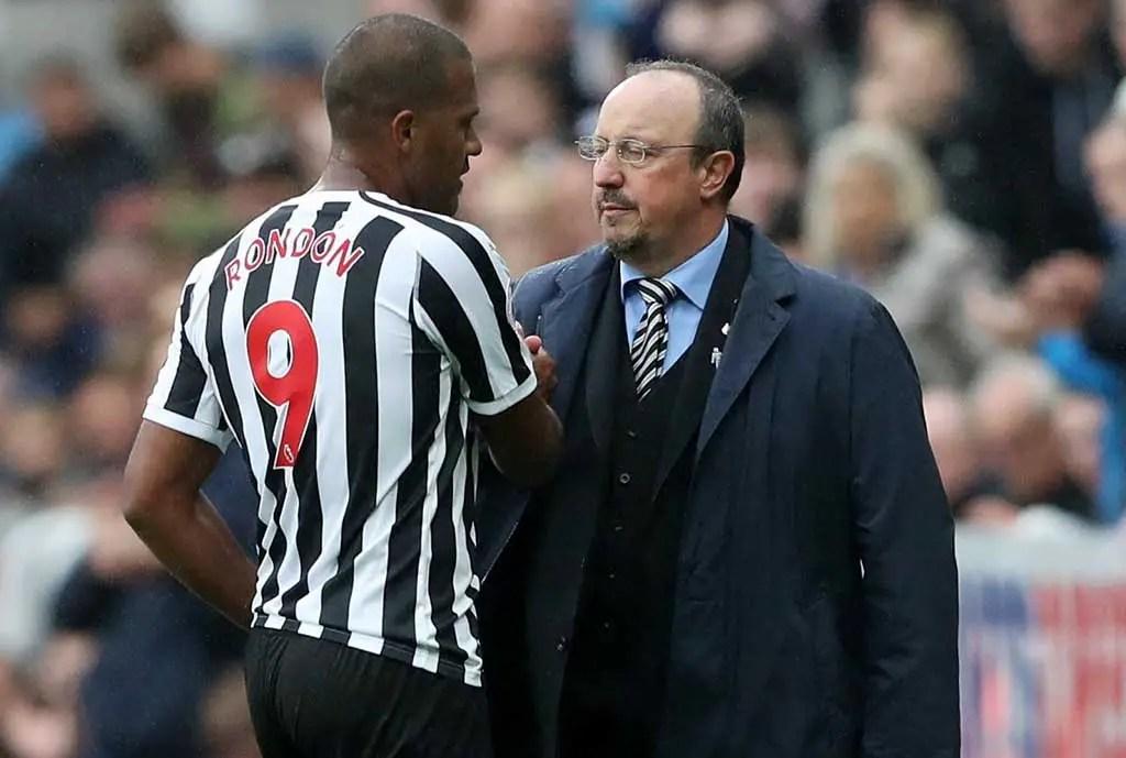 Magpies Striker Defends Boss