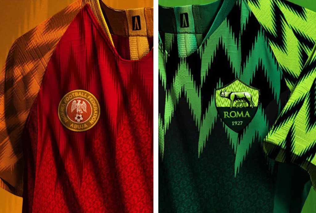 AS Roma: Why We Formed Partnership With Nigeria's Super Eagles