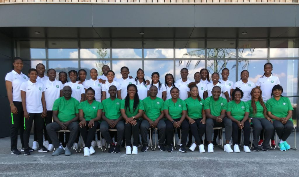Okobi Urges Falconets To Go For Glory At U-20 Women's World Cup