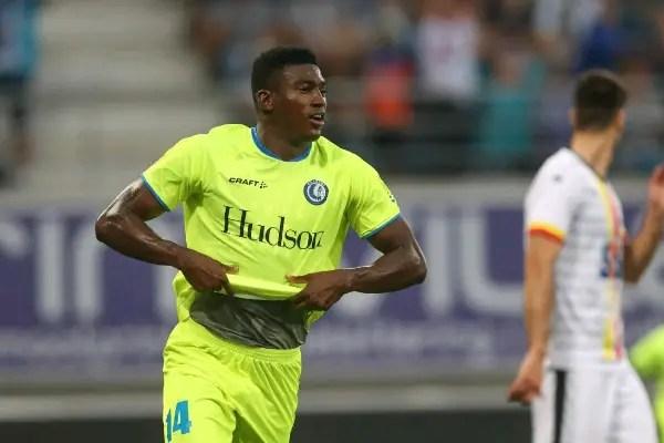 Awoniyi Eyes First League Goal For Gent Against Eupen