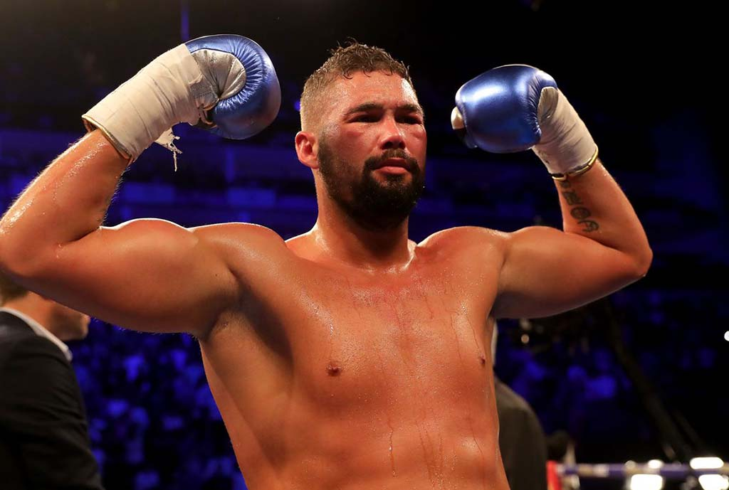 Bellew Aims To Bow Out With Usyk Scalp