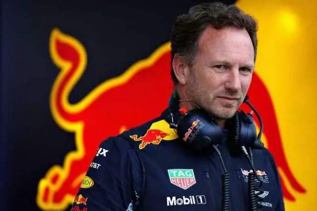 Horner Dismisses Alonso's Red Bull Link
