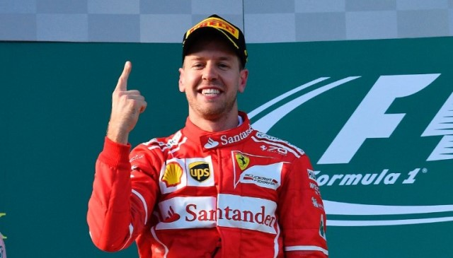 Vettel Feels No Monza Pressure