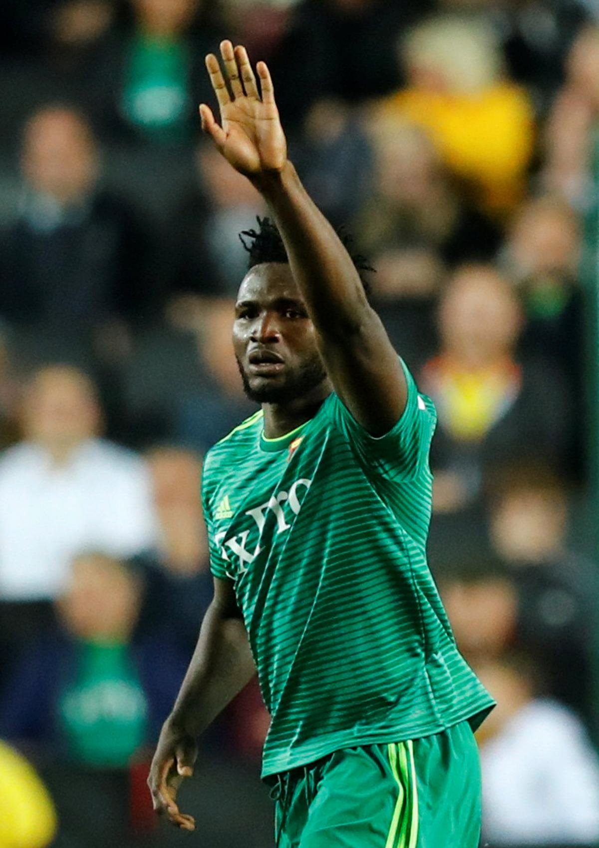 Success Misses Out On Watford Goal Of The Month Award