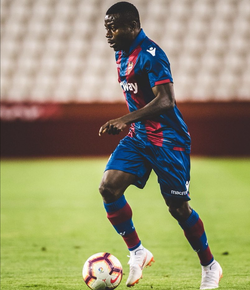 Simon Makes 2nd Copa Del Rey Start, Azeez Benched As Levante Pip Lugo; Eduok Bags Assist In Turkish Cup