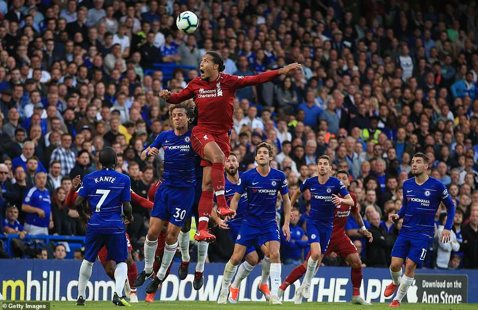 Moses Subbed On As Liverpool Hold Chelsea At Stamford Bridge