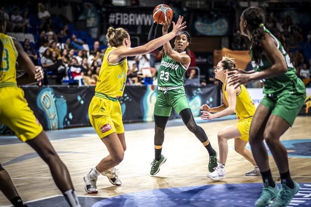 FIBA Women's W/Cup:  D'Tigress Lose 88 – 68 To Australia