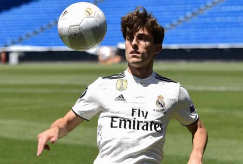Odriozola Champing At The Bit