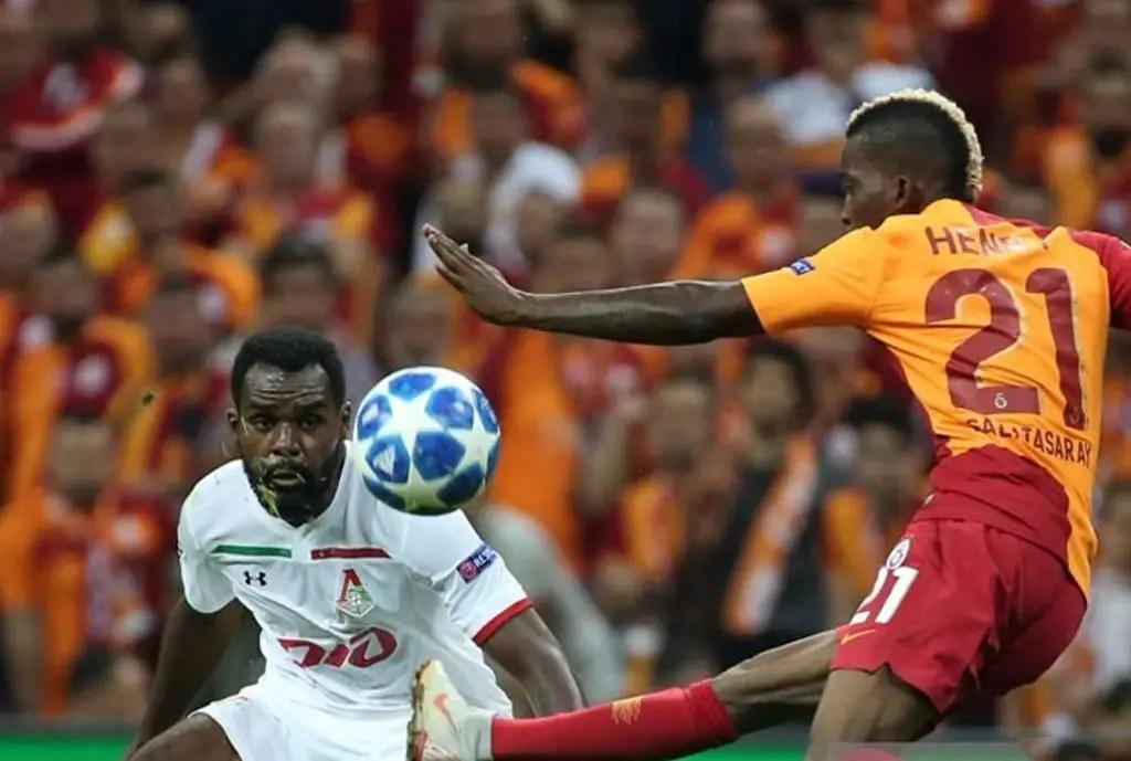 UCL: Idowu Rues Lokomotiv Defeat At Galatasaray, Earns Good Rating From Coach