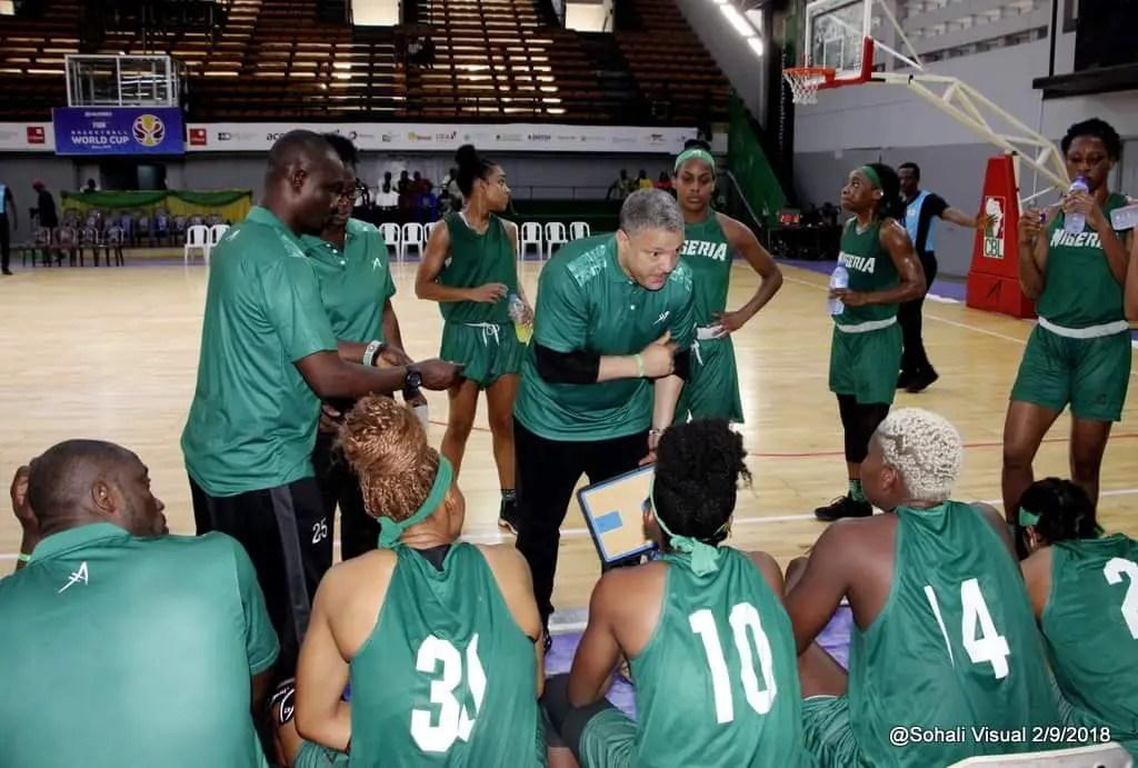 Hughley: D'Tigress Work In Progress Ahead FIBA Women's W/Cup