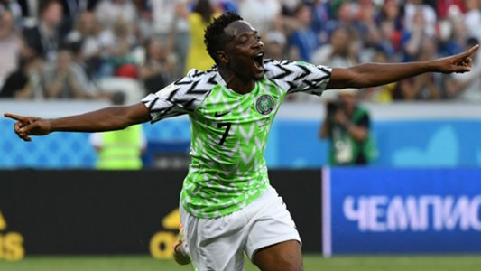 Musa: Happy To Score Against Seychelles, 3 Points For AFCON Ticket
