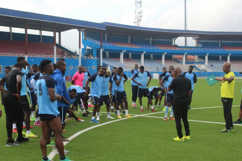 CAFCC: Anyansi-Agwu Confident Of Enyimba Win At Rayon Sports