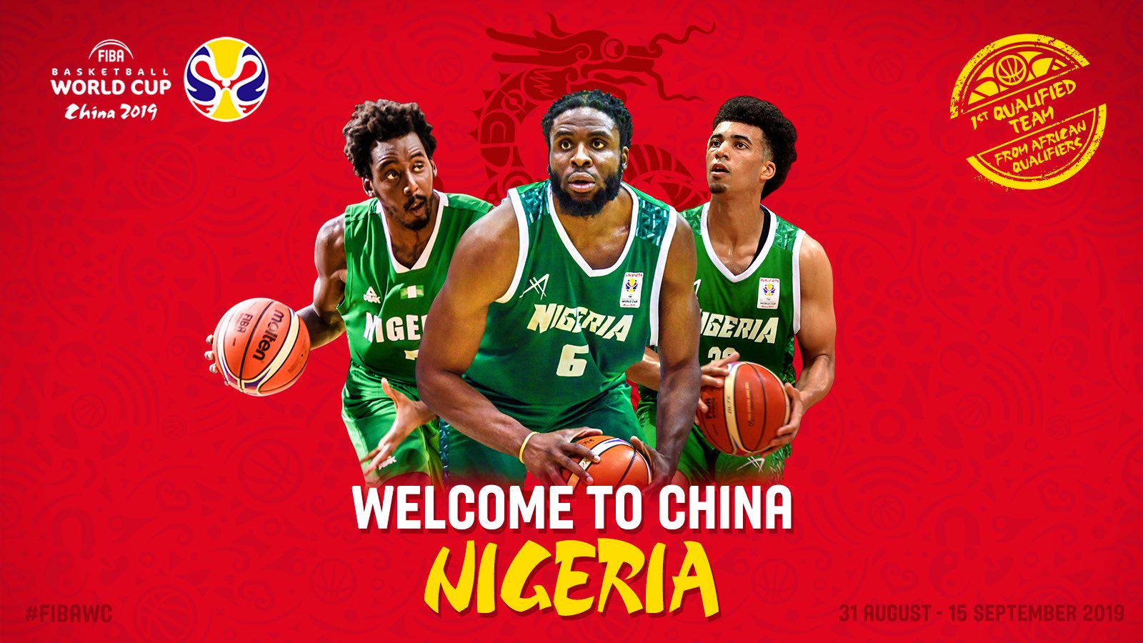D'Tigers Outclass Central Afrique 114-69 To Qualify For FIBA W/Cup in China
