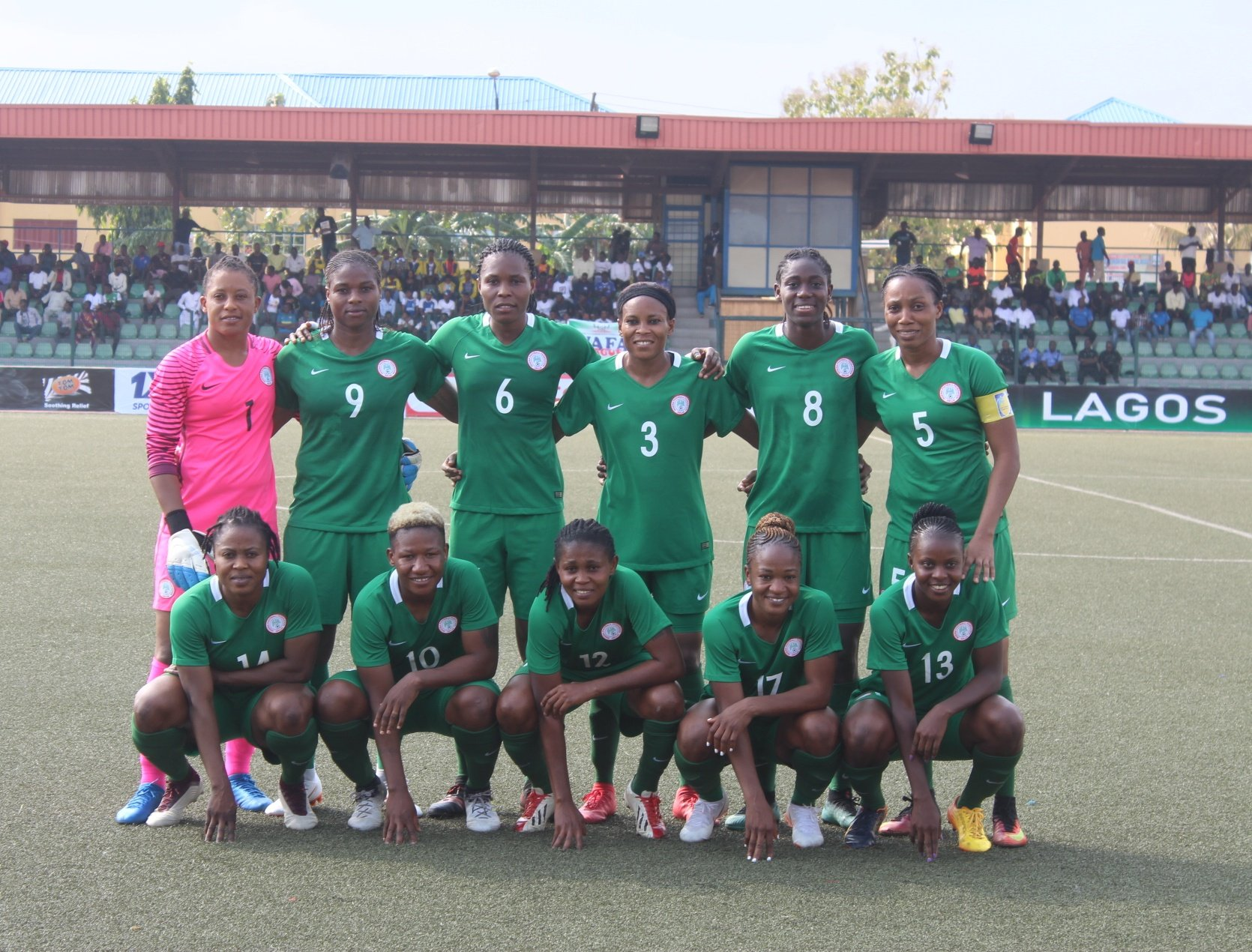 Super Falcons Unmoved In Latest FIFA Women's Ranking