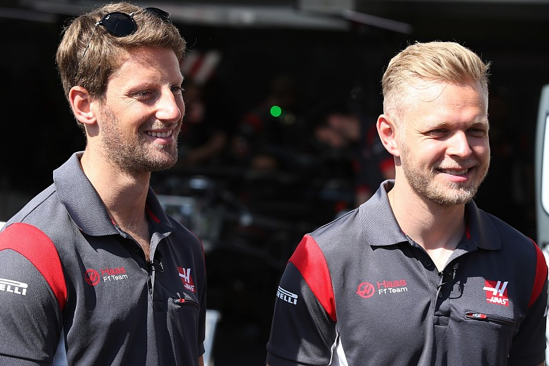 Haas Retains Driver Duo