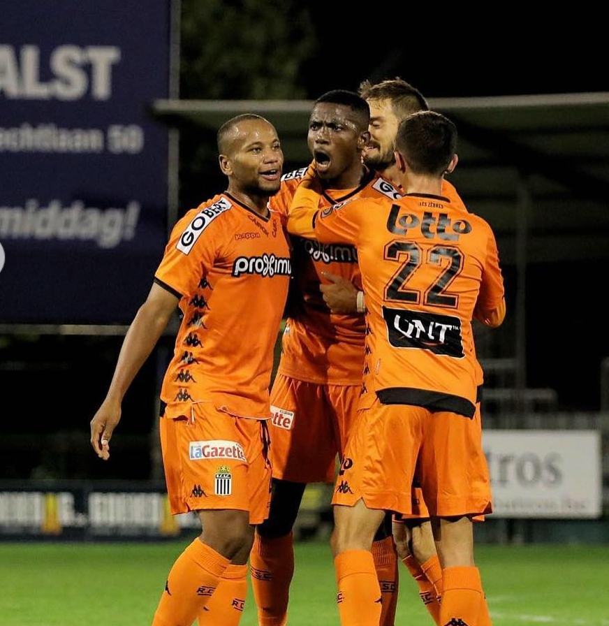 Osimhen Happy To Score, Help Charleroi Advance In Belgian Cup